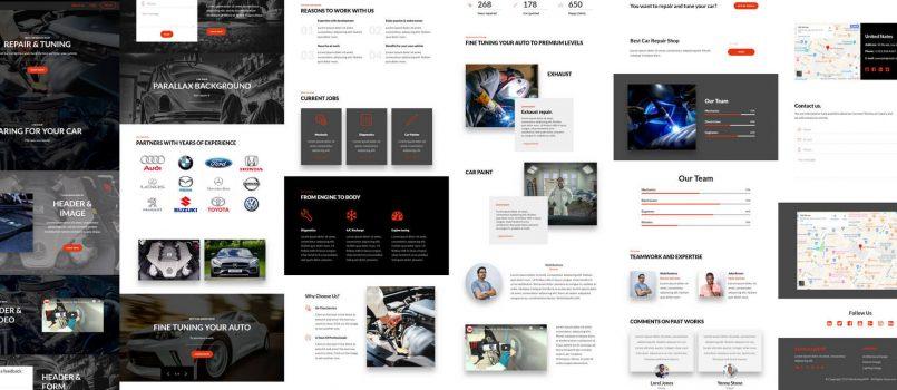 workshop website depok